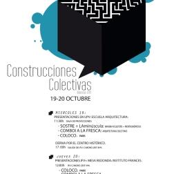 cartel construcciones colectivas OCT2011