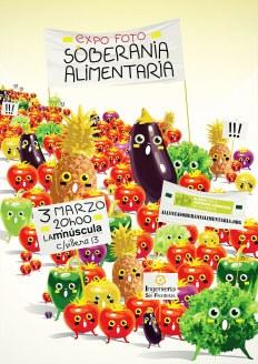 cartel veget soberanialimentaria