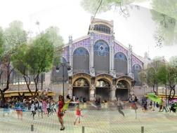 mercado central puerta_ _