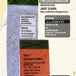 T ENCUADERNACION mayo