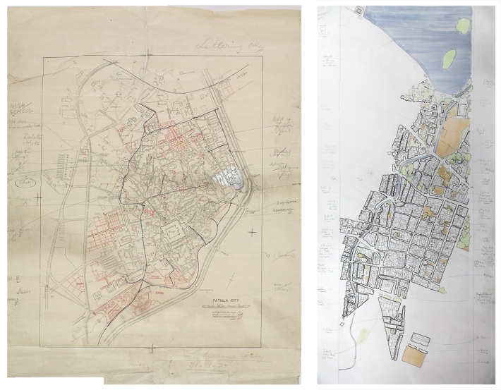 Adrián Torre Geddes in India 1914-2014 Bangalore survey comparada
