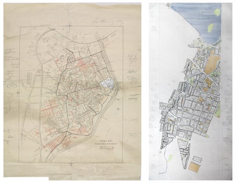 Adrián Torre Geddes in India 1914-2014 Bangalore survey comparada