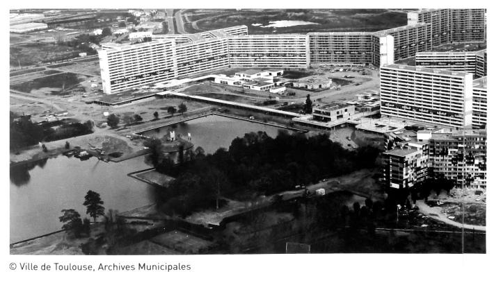 Parc el lac de reynerie le mirail toulouse concertation for W architecture toulouse